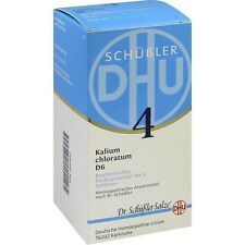 BIOCHEMIE DHU 4 Kalium chlorat. D6 Tabl.   420 st   PZN6584031