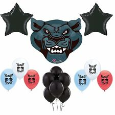 Avengers Black Panther party Supplies Balloon Party Decoration Kit