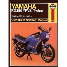 Yamaha RD Motorcycle Service & Repair Manuals