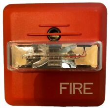New listing Wheelock Zns 15/30/75/110cd Red Wall Mount (24V Dc) Fire Alarm Horn Strobe