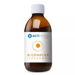 Actinovo Liposomal Vitamin B-Complex 250ml -