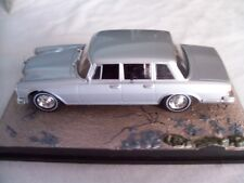 "MERCEDES 600 Movie ""ON HER MAJESTY'S SECRET SERVICE"" BOND 007 1/43 DIORAMA NEW"