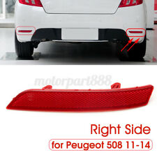 Réflecteur de pare-chocs Feux Arrière Droit 745381 pour Peugeot 508 2011-2014 #