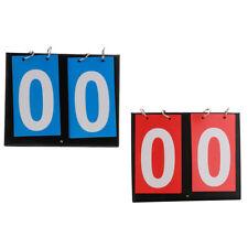 New listing 2-part 2 digital table scoreboard fin for basketball soccer