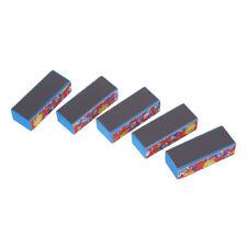 5 Buffer Mattoncino Lucidante Per Ricostruzione Unghie F8V1
