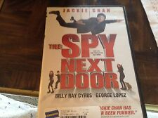 DVD movie called the spy next door.