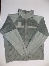 Cold Weather L3 Fleece Jacket Small Short Gen III ECWCS Army Military S-S Green