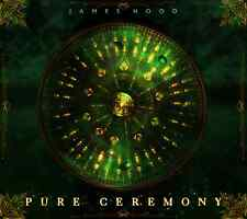 JAMES HOOD (MOODSWINGS, PRETENDERS) - PURE CEREMONY - BRAND NEW 2 CDs