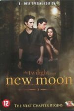 THE TWILIGHT SAGA : NEW MOON - DVD + BONUS DVD