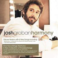 Josh Groban - Harmony (Deluxe) [CD] Sent Sameday*