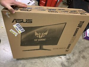 "ASUS TUF Gaming VG27VH1B 27"" Curved Monitor"