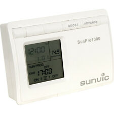 SUNVIC SUNPRO1000 DIGITAL SINGLE CHANNEL TIMESWITCH SUPERSEDES S107XLS NEW