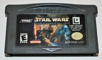 STAR WARS: EPISODE II: ATTACK OF THE CLONES NINTENDO GAMEBOY ADVANCE SP GBA