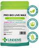 Pro Bio Live Max 6 Billion CFU Veg 100 Capsules Lindens H+N (5941)