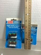 PECO HO/OO low current ,turnout motor 3 pieces NEW/