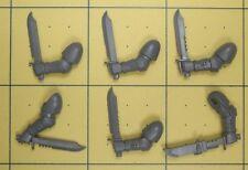 Warhammer 40K Space Marines Primaris Reivers Combat Knives