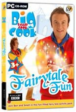 PC-CD Big Cook Little Cook: Fairytale Fun Brand New Sealed Game