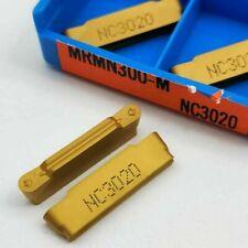 MGEHR1616-3 Holder Boring Bar Lathe Cut Grooving 3mm wide MGMN300-M NC302 10pc