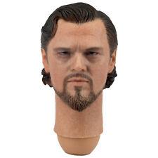 Present Toys Pt-sp04 1/6th Cowboy Calvin Candie Collectible Figure Head Sculpt