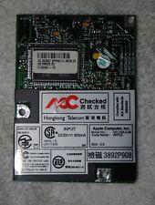APPLE MODEM CARD   M/N U01.025.C.00