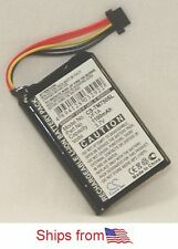 NEW GPS Battery TomTom Go 740 750 LIVE 740TM TM 3.7V 1100mAh Replacement VF1A US