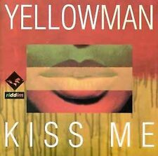 FREE US SHIP. on ANY 2 CDs! USED,MINT CD Yellowman: Kiss Me