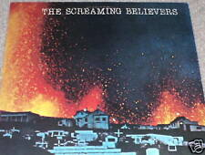 THE SCREAMING BELIEVERS Communist Mutants from Space LP