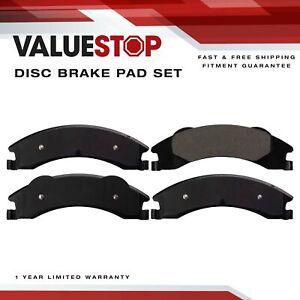Rear Ceramic Brake Pads for Ford E-150, E-250, E-350 Super Duty, Econoline Van