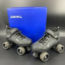 New listing Pacer GTX 500 Black P217N Roller Skates Adult Womens Size 7