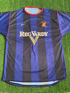 Sunderland 2001/02 Away Shirt L