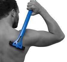 Bakblade da uomo fai da te facile da usare di nuovo Remover Rasoio Rasoio Hairy Backs