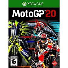 MotoGP 20 XBOX 1 Video Juego original de Reino Unido One versión Perfecto Estado