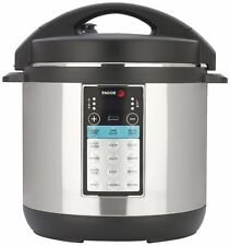 Fagor 976010396 Lux Max Multi-cooker 6 Quart Brushed Stainless Steel