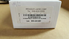 Broadley James Oxyprobe Polarographic Dissolved Oxygen sensor Pharma Brew Bio