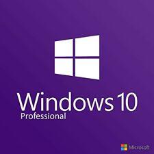 Windows 10 PRO 32-64 bit - LICENZA INVIO DIGITALE ISTANTANEO