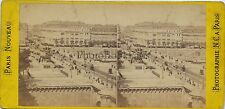 Pont Neuf Paris Vintage albumine ca 1870