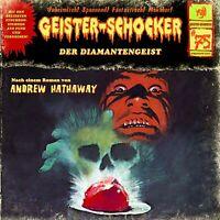 GEISTER-SCHOCKER - DER DIAMENTENGEIST-VOL.75   CD NEW HATHAWAY,ANDREW