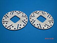 Lauterbacher acciaio-dischi freno per freni a disco di Carson C 5