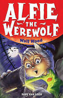 Wolf Wood (Alfie the Werewolf)-ExLibrary