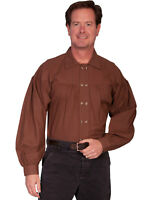 Scully Men's Old West Style Shirt RW230X