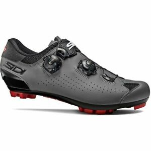 Sidi Eagle 10 MTB Mountain Bicycle Cycle Bike Shoes Black / Grey