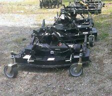 "NEW 5' 60"" FINISH LAWN GRASS 3 PT GROOMING MOWER tractor fits john deere kubota"
