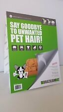 BrazilianMat Pet Hair Removal: Perfect for cleaning furniture, the car, bedding