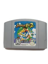Snowboard Kids 2 (Nintendo 64, 1999) Cleaned / Tested / Authentic N64