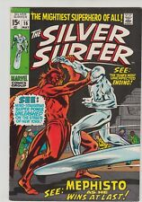 SILVER SURFER #16, 19670 MARVEL, VF- CONDITION