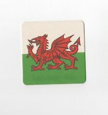 WALES Welsh Dragon Pack of Beer Mats /Coasters FREE POSTAGE UK