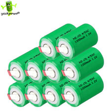 10×4/5 SC Battery 4/5 SUBC NiCd 1200mah 1.2v for DEWALT BOSCH HITACHI MAKITA
