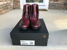 Allen Edmonds Dalton Oxblood