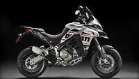 Stickers Kit Ducati Multistrada 1200 Enduro White Style FS-MULTI-ENDURO-1200-W