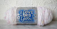 I Love This Yarn! Super Soft Tweed Medium Weight Yarn-1 Skein Color Pastels 1002